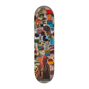 "Baker Figgy Continuum 8.125"" Skateboard Deck"