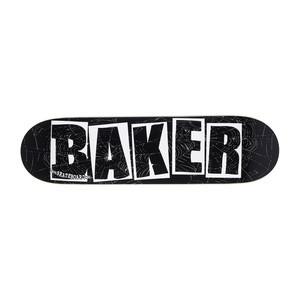 "Baker Hawk Brand Logo 8.25"" Skateboard Deck - Spider"