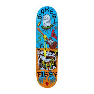 "Baker Figgy Ways to Die 8.5"" Skateboard Deck"