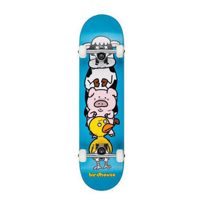 "Birdhouse Animals 7.75"" Complete Skateboard"