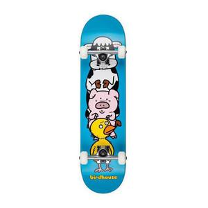 "Birdhouse Animals 7.75"" Complete Skateboard"