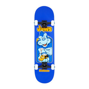 "Birdhouse Jaws Old School 7.5"" Complete Skateboard"