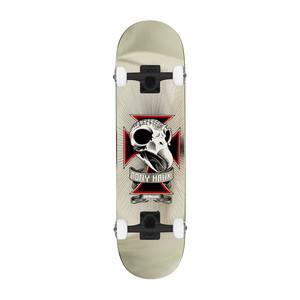 "Birdhouse Hawk Skull Foil 7.75"" Complete Skateboard"