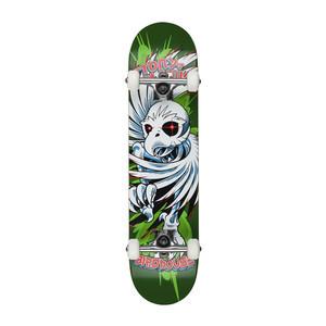 "Birdhouse Hawk Spiral 7.5"" Complete Skateboard - Soft Wheels"