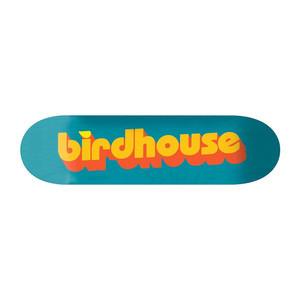 """Birdhouse 3D Logo 8.25"""" Skateboard Deck"""