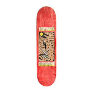 "Birdhouse Tony Hawk Knight 8.38"" Skateboard Deck"