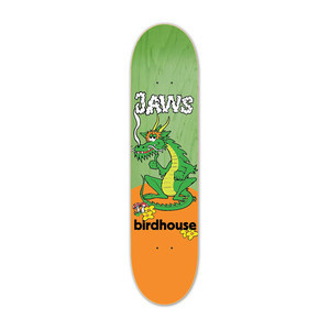 "Birdhouse Jaws Dragon 8.0"" Skateboard Deck"