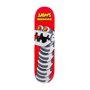 """Birdhouse Jaws Robo Snake 8.25"""" Skateboard Deck"""