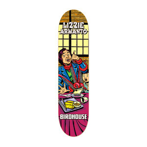 "Birdhouse Armanto Mexipulp 7.75"" Skateboard Deck"