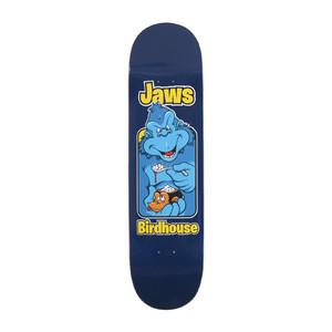 "Birdhouse Jaws Old School 8.25"" Skateboard Deck"