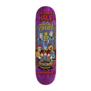 "Birdhouse Hale Vices 8.38"" Skateboard Deck - Purple"