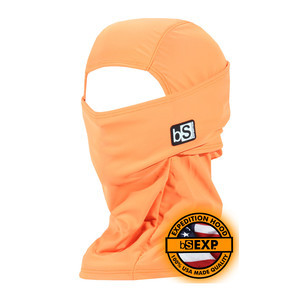 BlackStrap Expedition Hood Balaclava — Orange