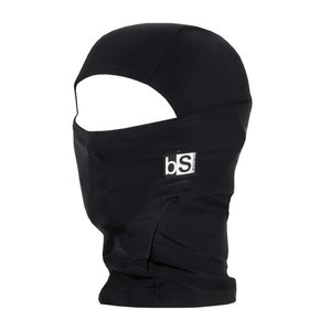 BlackStrap Kids Hood Balaclava — Black