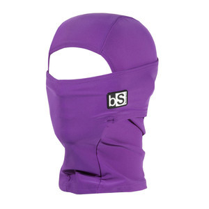 BlackStrap Kids Hood Balaclava — Purple