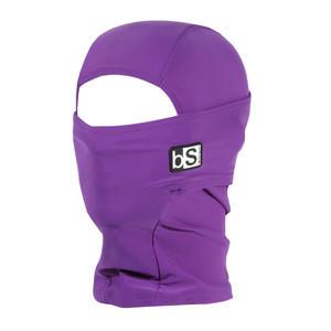 BlackStrap Kids Hood Balaclava — Purple