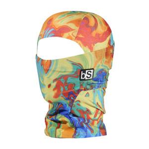 BlackStrap Kids Hood Balaclava — Tie-Dye