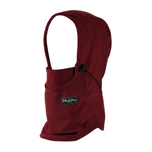 BlackStrap Team Hood Balaclava - Burgundy