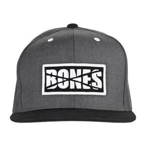 Bones Wheels Denim Factory Snapback Hat