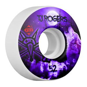 Bones STF Rogers Howl 52mm Skateboard Wheels