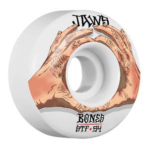 Bones STF Homoki Hand Portals 54mm Skateboard Wheels