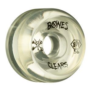 Bones SPF Clear Natural Skateboard Wheels