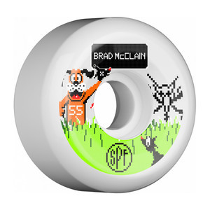 Bones SPF McClain Duck Hunt 55mm Skateboard Wheels
