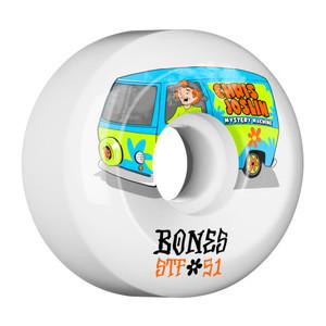 Bones STF Joslin Shaggy 51mm Skateboard Wheels