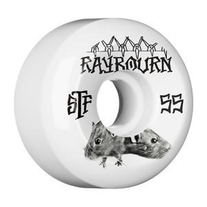 Bones STF Raybourn Choose 55mm Skateboard Wheels