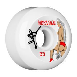 Bones STF Servold Jugs 55mm Skateboard Wheels