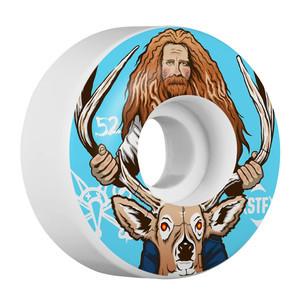 Bones STF Haslam Broncanus Skateboard Wheels