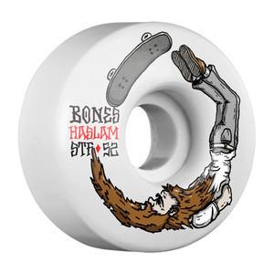 Bones STF Haslam Scorpion Skateboard Wheels