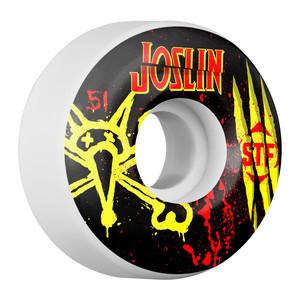 Bones STF Joslin Ex-Men 51mm Skateboard Wheels