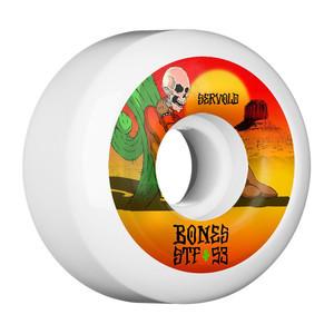 Bones STF Servold Dry Heat Skateboard Wheels