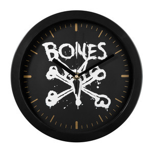 Bones Vato Wall Clock