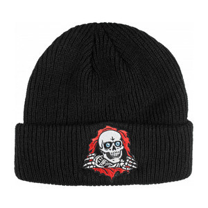 Powell-Peralta Ripper Beanie - Black