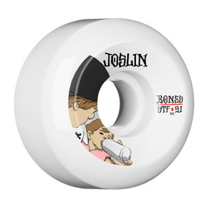 Bones STF Joslin London 51mm Skateboard Wheels