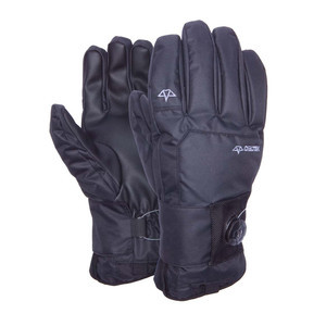 Celtek Faded Men's Wrist Guard Gloves - Black