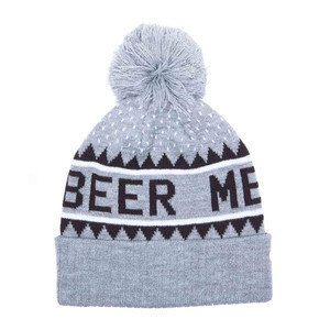 Celtek Hockey Beanie - Beer Me