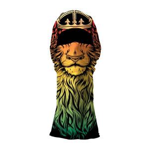 Celtek Samurai Men's Balaclava - Lion God