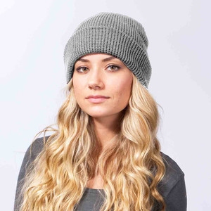 Celtek Campus Women's Beanie - Charcoal