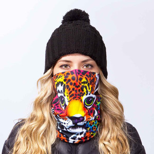 Celtek Eden Women's Facemask - Lisa Frank Hunter