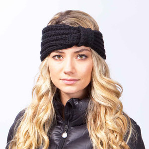 Celtek Women's Headband - Black