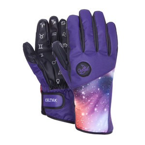 Celtek Maya Women's Snowboard Gloves - Cosmos