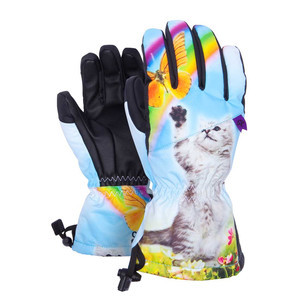 Celtek Maya Overcuff Women's Snowboard Gloves - Kit N Play