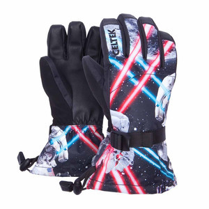 Celtek Mini Shred Youth Snowboard Gloves - Pet Wars