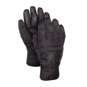 Celtek Blunt Men's Snowboard Gloves — Black