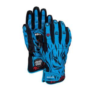 Celtek x Santa Cruz Faded Men's Snowboard Gloves — Screaming Hand
