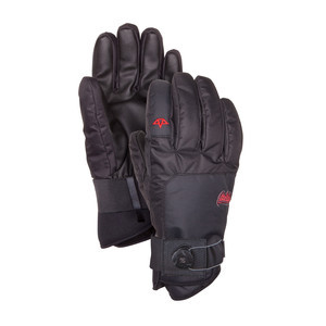 Celtek Faded Men's Wrist Guard Gloves — Black