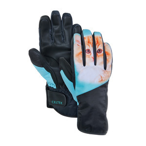 Celtek Maya Women's Snowboard Gloves — Meow
