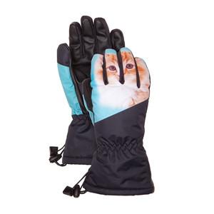 Celtek Maya Women's Overcuff Snowboard Gloves — Meow